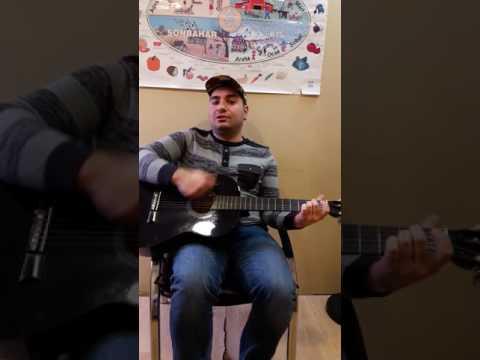 Maviiklim'in Eric Clapton'u Ahmet'in yorumuyla