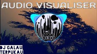 DJ Galau - Terpukau (Audio Visualiser)