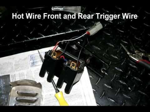 power arc dual plug coil for my shovelhead youtube rh youtube com