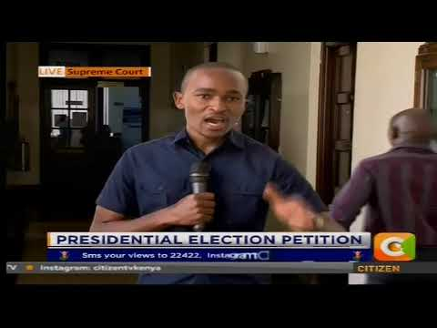 Presidential election petition #CitizenExtra