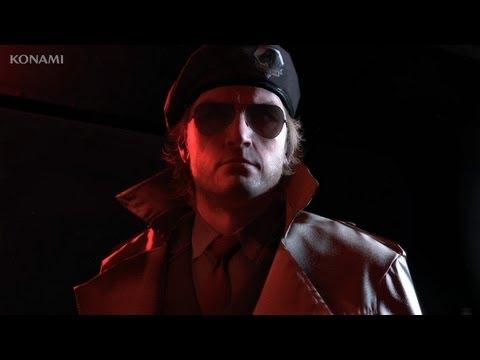 【RED BAND】 『METAL GEAR SOLID V: THE PHANTOM PAIN』 E3 2013 Trailer (日本語音声版)