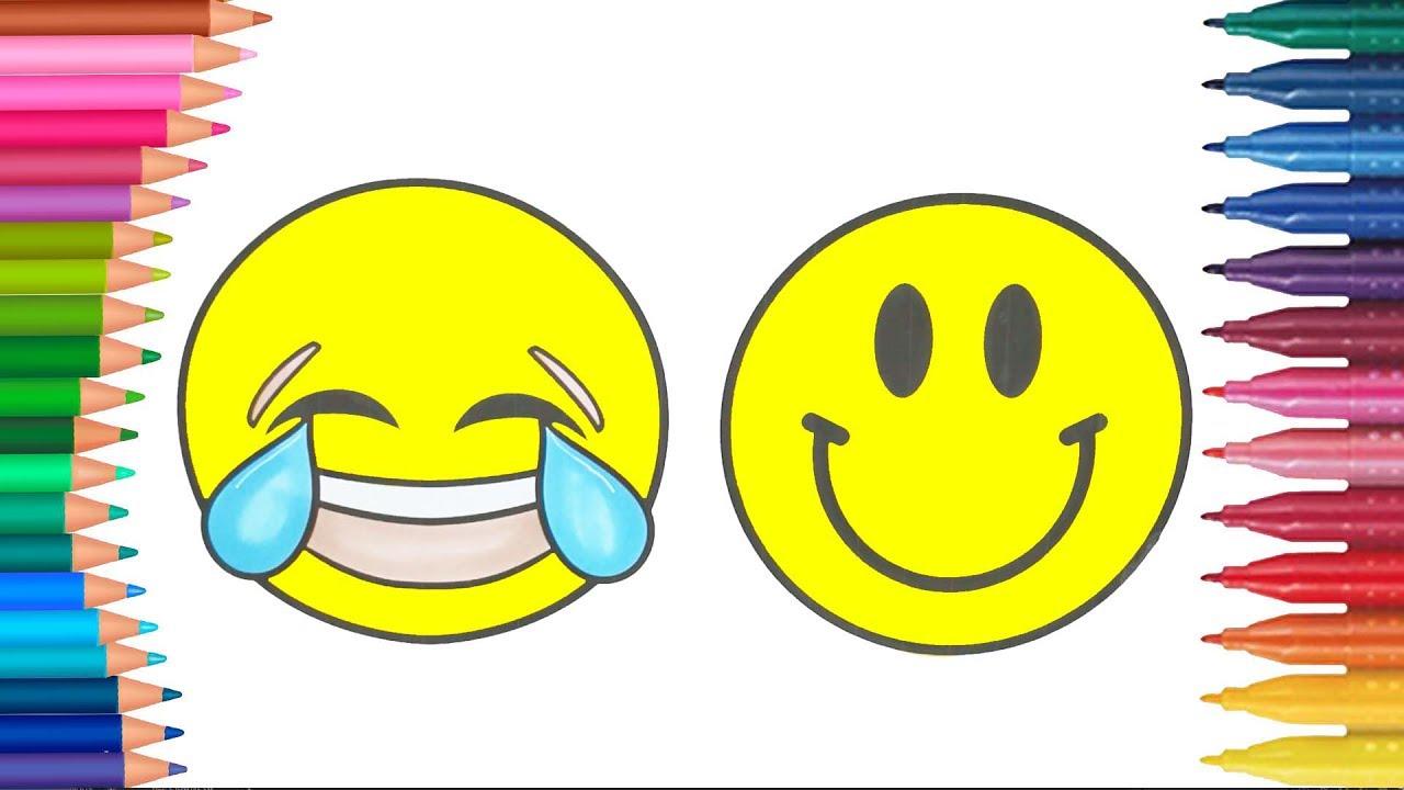 Dibujos De Emojis Para Colorear: Manos Pequeñas Dibujos Para Colorear