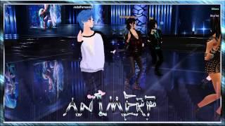 【IMVU】 ♥- Trance Pulse Dancing -♥ Candid HD