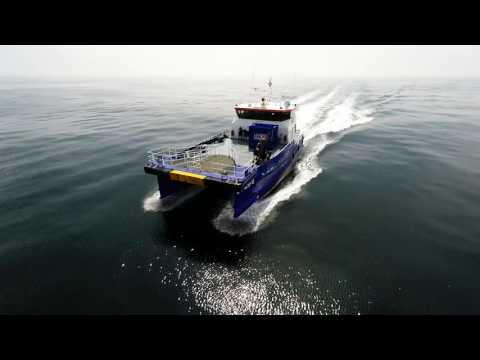 Offshore service vessel CTV SeaZip 6 (Damen - FCS 2610)
