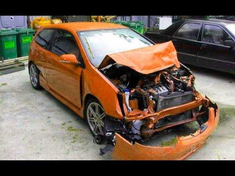 Ремонт сгнившего кузова автомобиля