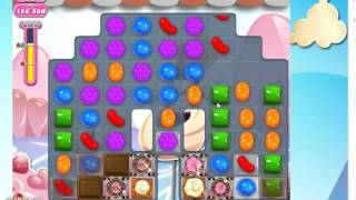 candy crush saga level -1493  (No Booster)