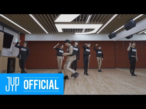 "GOT7 ""니가 부르는 나의 이름(You Calling My Name)"" Dance Practice (Part Switch Ver.)"