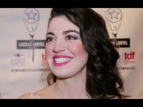 2014 Lucille Lortel Awards - Broadway World Coverage of the Red Carpet