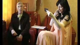 Экранизация рассказа А.П. Чехова ''Комик''