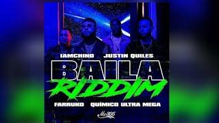 Cover images I Am Chino Ft. Farruko, Justin Quiles & Químico Ultra Mega - Baila Riddim (Audio Oficial)