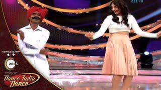Sachin's Dadaji Funny Dance With Sonakshi Sinha - DID L'il Masters Season 3