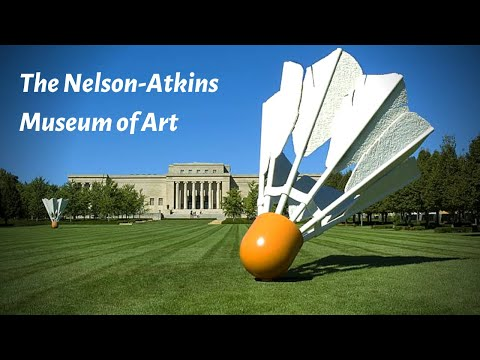 The Nelson Atkins Museum of Art | Kansas City | Missouri | USA | Travel With Wife