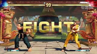 Destaque Seven Points SFV - Ryu vs Laura