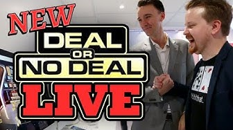 Deal or No Deal LIVE Casino Game!?   Vlog 35
