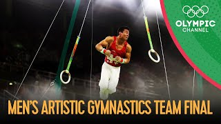 Artistic Gymnastics Men's Team Final - Full Replay | Rio 2016 Replays