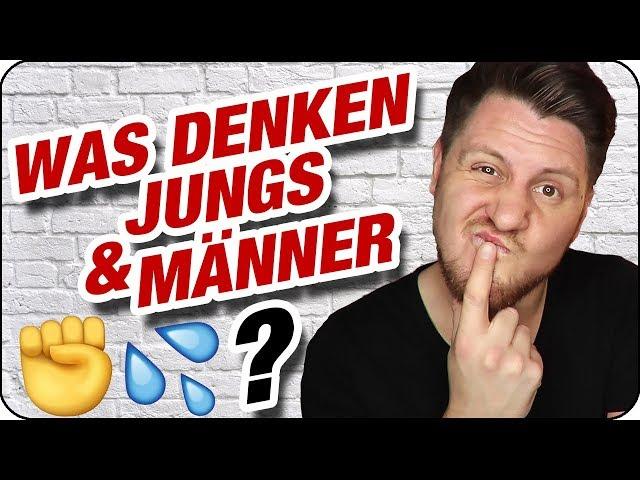30.000 JUNGS & MÄNNER BEFRAGT: So denken sie über Liebe, Flirten & Dating! 😏 | Umfragen Special