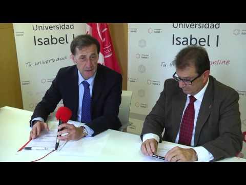 Acuerdo entre la Universidad Isabel I y la Universitat de les Illes Balears