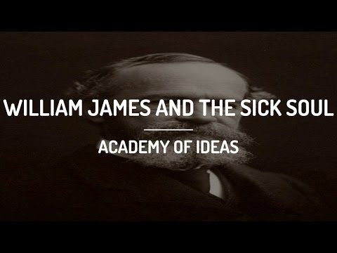 William James and the Sick Soul