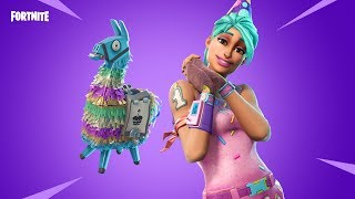 Opening the New Birthday Flame Saving the World FORTNITE