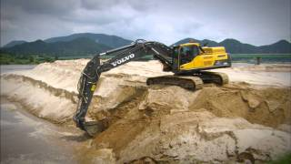 Volvo Ocean Race and Volvo Construction Equipment 2011-2012