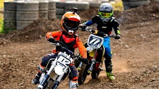 There's No Friends in Motocross Racing