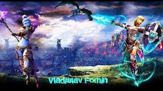 Karos Online: Фан на сервере Эристум - Пельтрок, ведунья Comus 106+13 ( часть 1 )