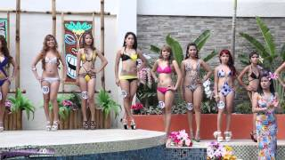Miss Club Asia 2014 Pool Party