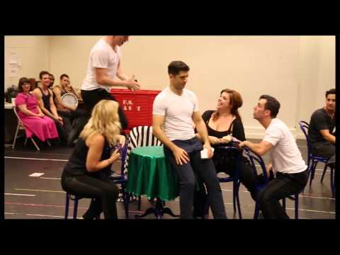 "Alysha Umphress, Elizabeth Stanley and the Cast of ""On the Town"" Performs ""Ya Got Me"" in Rehearsal"