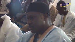 Julli Ajuma Touba Alieu sur le livre de Héla 0uardi les derniers jours du prophète