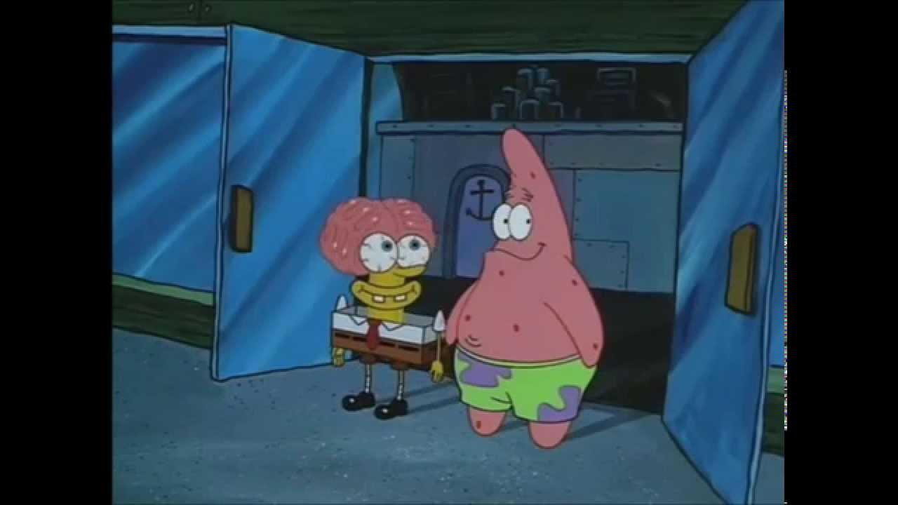 Spongebob Brainscare - YouTube