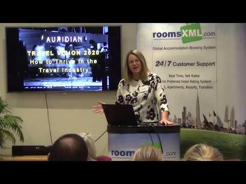 Meg Salter: Travel Vision 2020 (Melbourne)