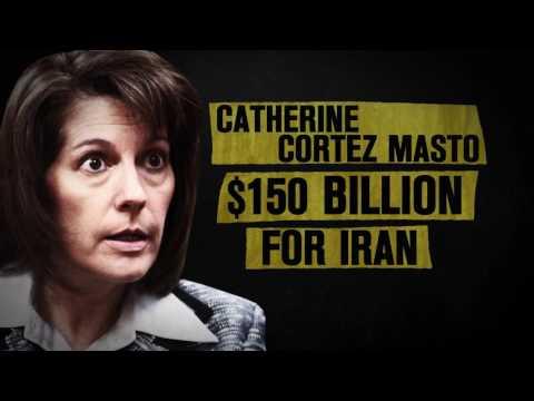"""Catherine Cortez Masto: """"Leverage"""""""