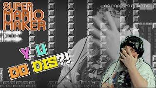 Y U DO DIS - Super Mario Maker - #OshiSMM Episode 6 with Oshikorosu!
