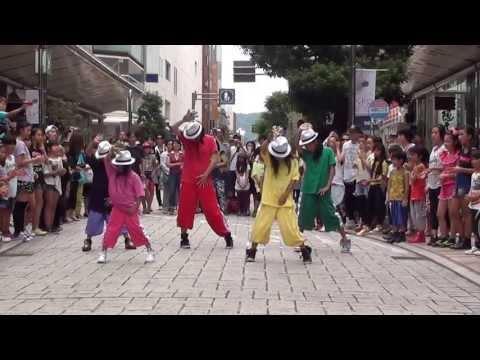 【HD】2013/06/29 Tribute to MJ in 静岡(2013全国Tribute W