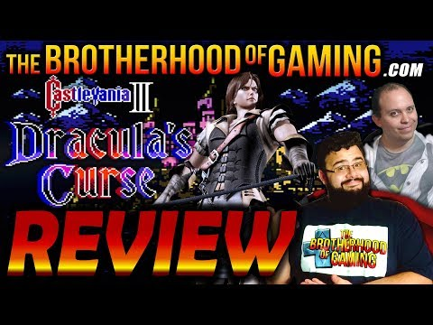Castlevania III: Dracula's Curse Review - The Brotherhood of Gaming