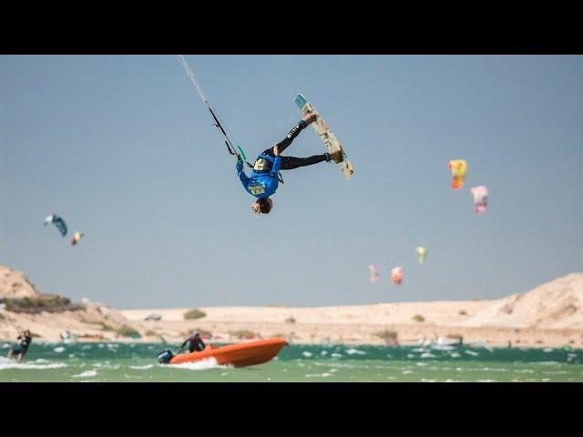 African Kiteboarding Championships 2019 - Dakhla, Morocco - Day One