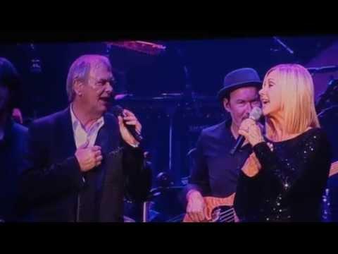 Olivia Newton-John & John Farnham Suddenly Live 2015