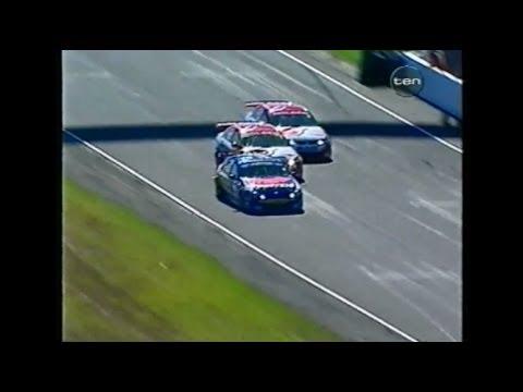2002 V8 Supercars - Phillip Island - Race 1 - Final 6 Laps