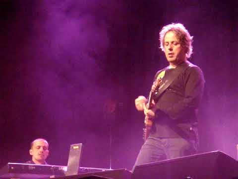 Gianfranco Continenza with his band plays on Bratislava Jazz Days in Bratislava 2008