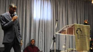 Open Arms Seventh Day Baptist Church - Toronto, Canada - Pastor Jamaal Fyffe