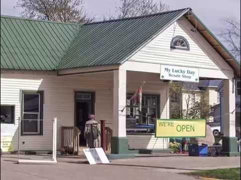 My Lucky Day Resale Shop • Fairfield, Iowa