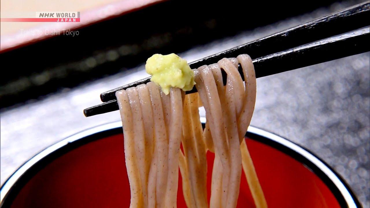 Photo of WASABI [わさび/Japanese horseradish] – Trails to Oishii Tokyo – video
