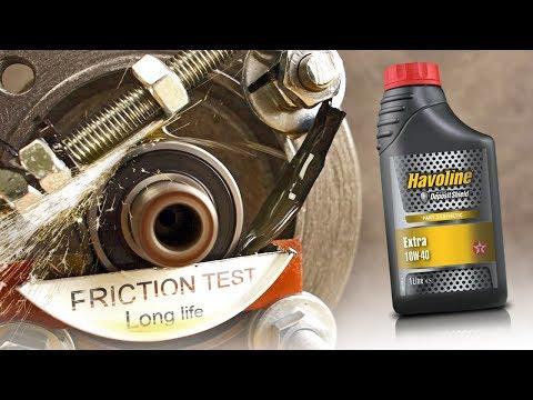 Texaco Havoline Extra 10W40 Jak skutecznie olej chroni silnik?