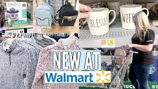 WALMART SHOP WITH ME // FALL FASHION AND HOME DECOR 2018