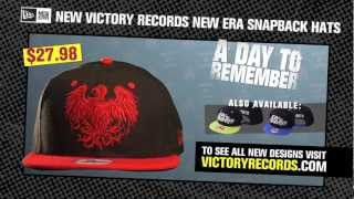 New Victory Records New Era Snapbacks - Available Now!