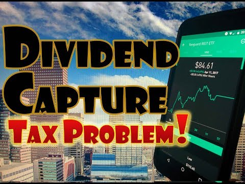HIGH YEILD DIVIDEND CAPTURE comes with HIGH TAX PROBLEM!