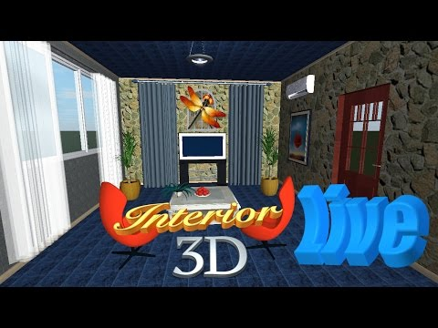 Live Interior 3D - Intuitive Home Design Software for Mac