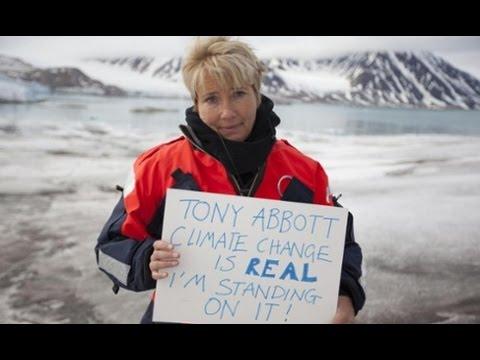Emma Thompson: Save the Arctic