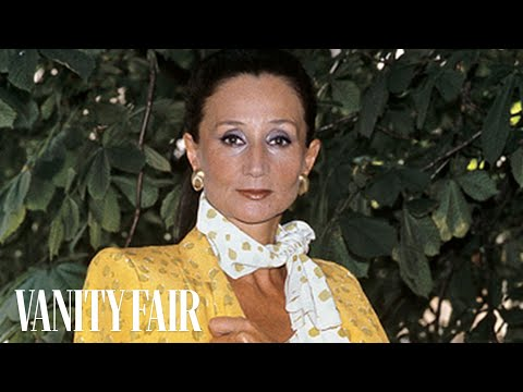 Vanity Fair's The Best-Dressed Women of All Time:  Jacqueline De Ribes