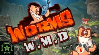 Let's Play - Worms W.M.D. 3